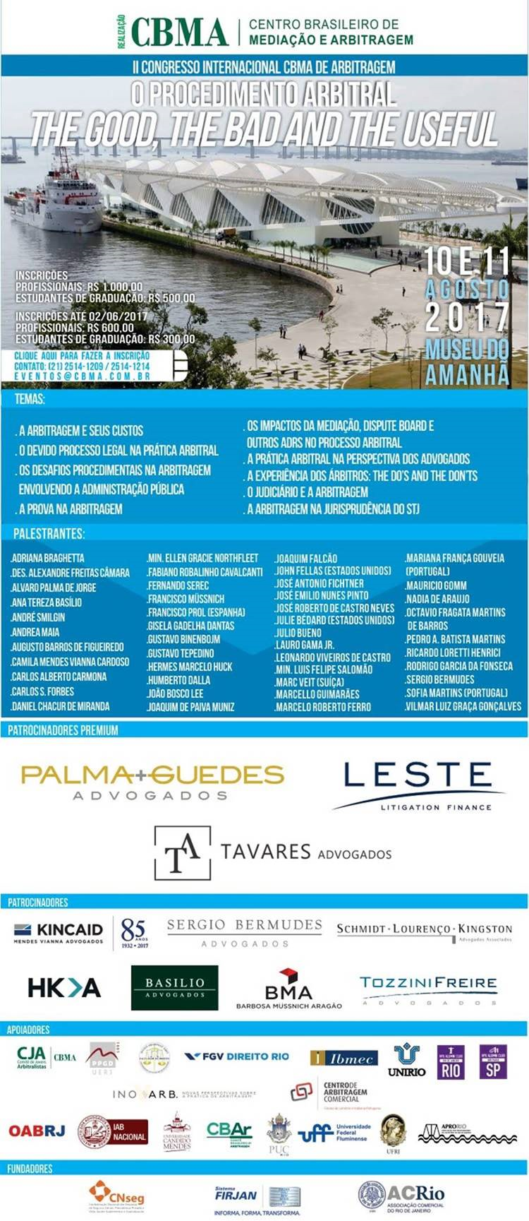 Flyer Congresso CBMA